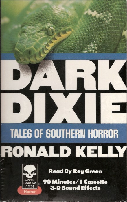Dark Dixie: Tales of Southern Horror cover