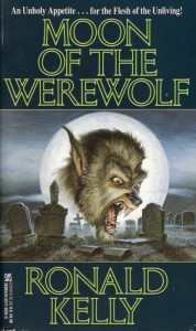 Moon of the Werewolf cover